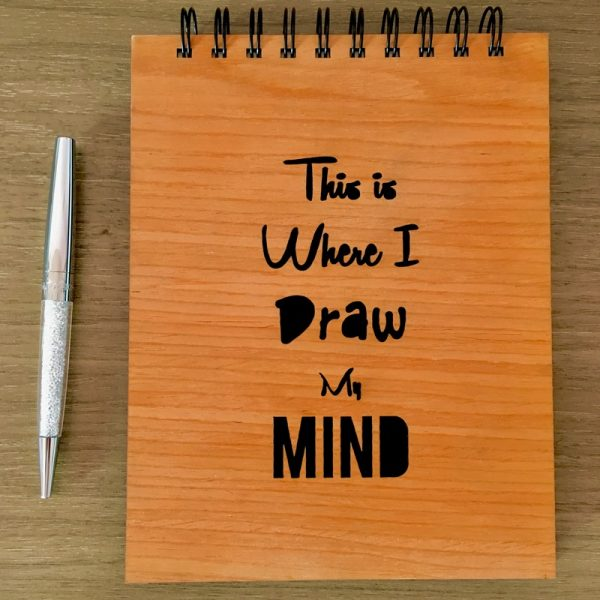 Draw my Mind Notebook