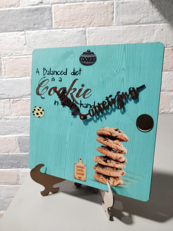 Cookie Clock