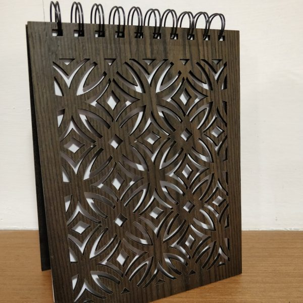 Jali Design Notebook