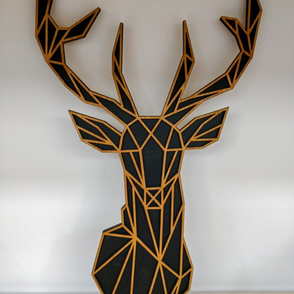 Tessalated Deer