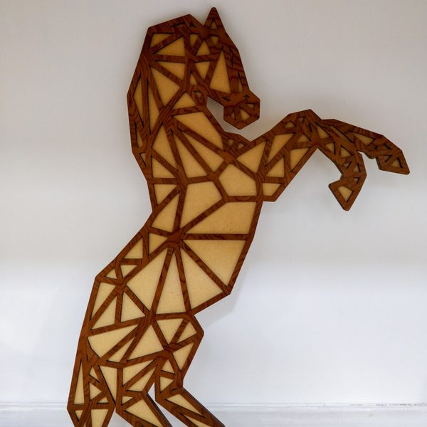 Tessalated Horse