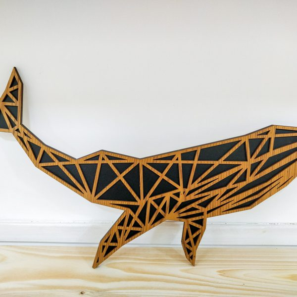 Tessalated Whale